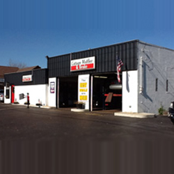 Cottage Muffler and brake repair shop